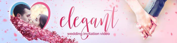 elegant-wedding-invitation-video-description