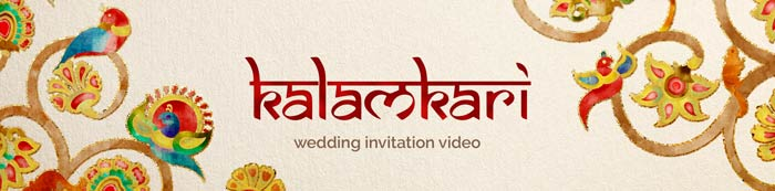 kalamkari e-invite description